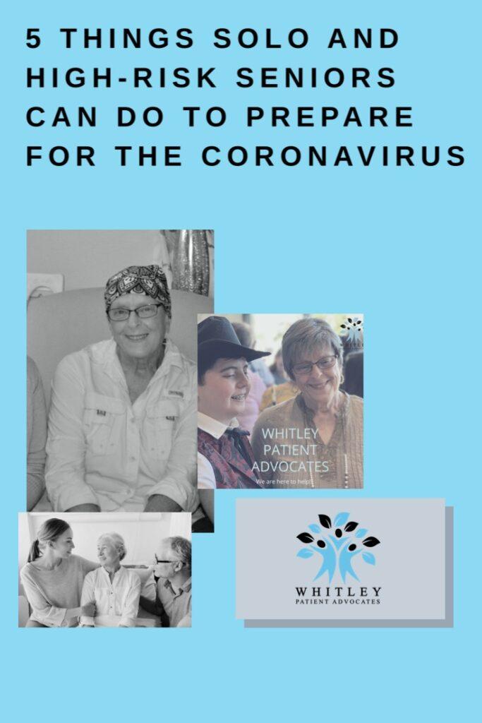 Seniors and Coronavirus